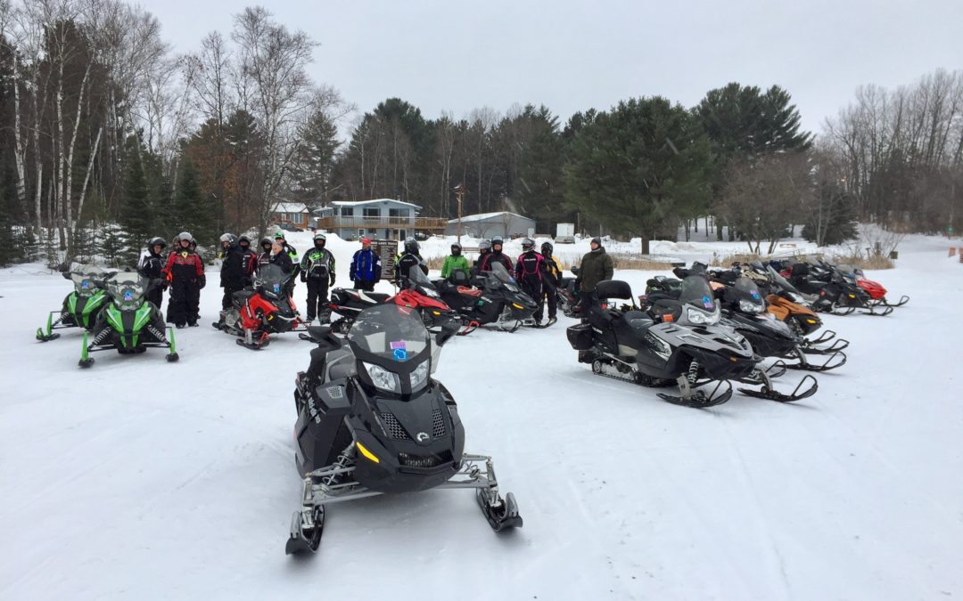 NLSC Overnight Ride – Mercer, Wisconsin