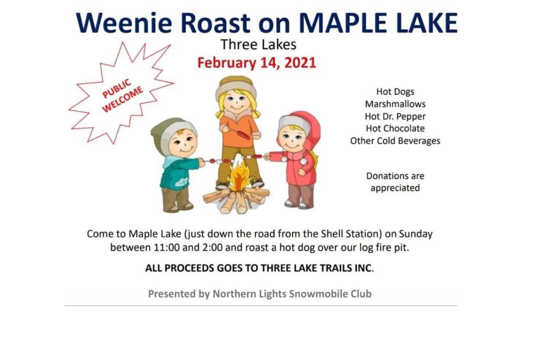 2021 NLSC Annual Weenie Roast – CANCELLED